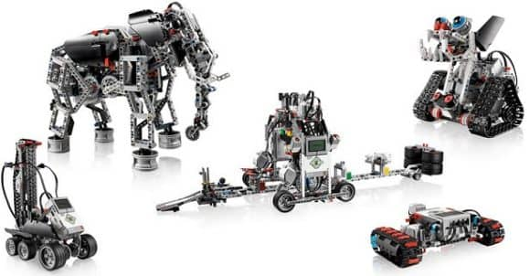 'Lego Mindstorms'