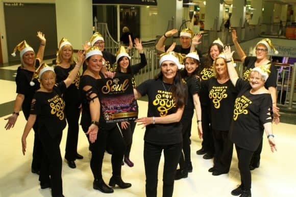 'Got Soul' Choir will once again return to mark Wellgate's Christmas countdown.